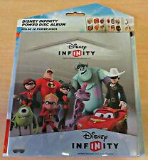 Disney Infinity Power Disc Album Wave1 20 power disc holder PDP Porta gettoni