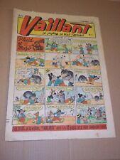 "BD ""VAILLANT"" no 126 (1947) LYNX BLANC / BOB MALLARD / LES PIONNIERS..."