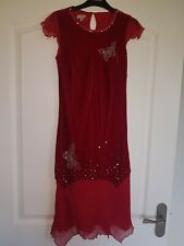 Monsoon dress age 10 - 11 years.  Excellent condition!