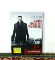 A Walk Among The Tombstones - DVD - 2015 - Mystery / Thriller - SEALED, NEW