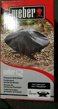 Weber 7110 Grill Cover Fits Q100 & 1000 Series Gas Grills Brand New