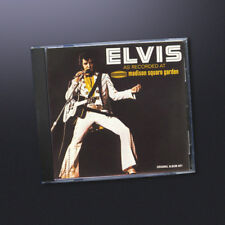 Elvis Presley -  As Recorded at Madison Square Garden CD BMG 1972/1991