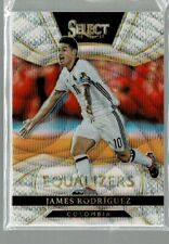 2016-17 Panini Select James Rodriguez Equalizers Wave Prizm (Dc)