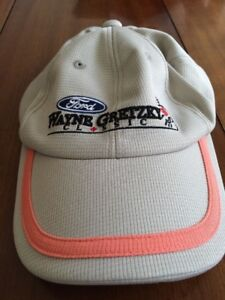 Baseball Hat Pinhigh Ford Wayne Gretzky  Classic Adjustable  Closure Cap