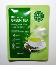 [Tonymoly] The Chok Chok Green Tea Watery Mask Sheet 20g x 5ea