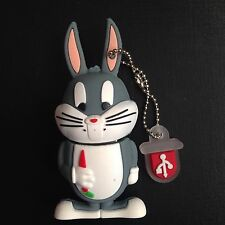 1 New Bugs Bunny, Novelty 128MB USB Pen Drive, USB Flash Drive Memory Stick
