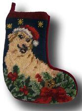 Golden Retriever German Shepherd Dog Stocking Christmas puppy Sk-732S Home Decor