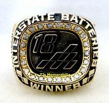 1997 INTERSTATE BATTERIES 500 INAUGURAL CHAMPIONS CHAMPIONSHIP RING NASCAR 10K0