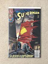 DC Superman #75