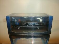 NOREV ATLAS PRESIDENTIAL CARS LINCOLN CONTINENTAL  - UNUSED IN SEALED BOX