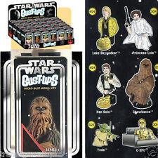 Star Wars Bust-Ups Series 1 Micro-Bust Model Kit Luke Leia Han Chewbacca Yoda C-