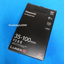 PANASONIC Lumix G 35-100mm F2.8 II Power O.I.S Micro Four Thirds H-HSA35100