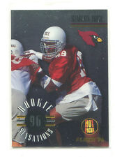 1996 Fleer Rookie Sensations Hot Pack #11 Simeon Rice Arizona Cardinals