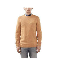ESPRIT Men's Jumper yellow brass colour Size XL BNWT