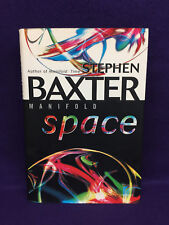 Manifold: Space by Stephen Baxter Ω NEW Hardcover 1st/1st FREE SHIPPING