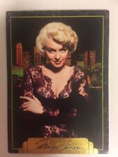 Sports Time Trading Card - 1995 - Marilyn Monroe - No 104 lace