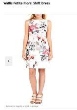Wallis Special Occasion Floral Petite Dresses for Women