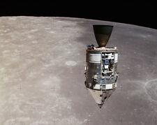 Apollo 15 Kommando Dienstzeit Modul & Mond Nasa 11x14 Silber Halogen Fotodruck