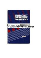 Biochemical Engineering Fundamentals by David F. Ollis (Int' Ed Paperback)2 Ed -