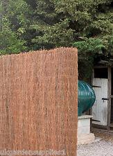 6m x 1.5m Brushwood Screening  / Screen / Fencing / Fence