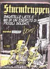 STURMTRUPPEN N 12 Bonvi A cura di Luciano Secchi Editoriale Corno Fumetti Buono