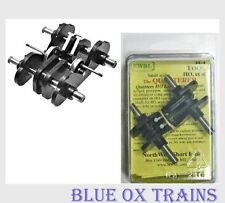 "NWSL 44-4 HO/S ""The Quarterer"" Steam Locomotive Driver Alignment Tool NIB"