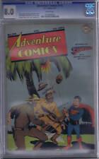 Adventure Comics #115 DC 1947 CGC 8.0