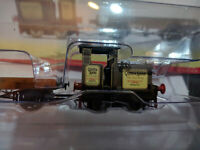 Hornby R3707 Ruston and Hornsby 48DS and flatbed wagon Longmorn Distillery BNIB