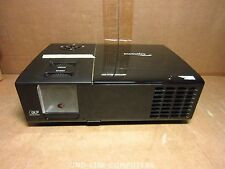 823 HOURS- Optoma EP761 Projector DLP 3200 LUMENS DVI-I XGA Beamer NO REMOTE