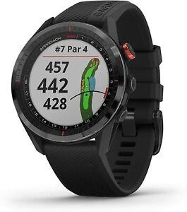 Garmin Approach S62 Premium Golf GPS Smart Watch Ceramic Bezel Water Resistan