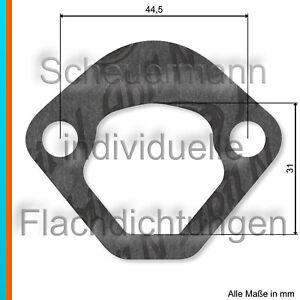 2x Benzinpumpen-Dichtung for Fiat 132, Lancia beta