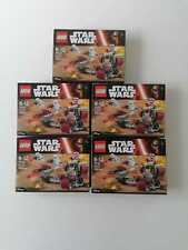 5 X LEGO Star Wars 75134 Galactic Empire Battle Pack ohne Figuren