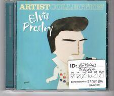(HG700) Elvis Presley, Artist Collection - 2004 CD
