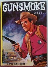 GUNSMOKE ANNUAL 1963- very good condition