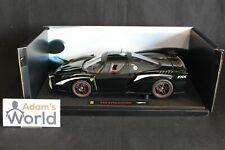 Hot Wheels Elite Ferrari FXX Evoluzione 1:18 black (PJBB)