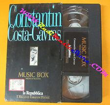 VHS film MUSIC BOX PROVA D'ACCUSA Constantin Costa Gavras REPUBBLICA(F109)no dvd