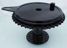 Ajs Matchless Amc Rear Wheel Hub & Brake Plate Restored 18Cs G80Cs G80 18S G3 G9