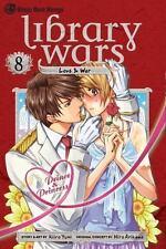 Library Wars: Love & War, Vol. 8 by Kiiro Yumi (2012, Paperback)