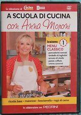 A SCUOLA DI CUCINA - CON ANNA MORONI - DVD 1 N.00669