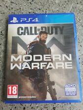 Call of Duty: Modern Warfare (PlayStation 4, 2019)