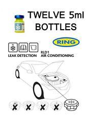 Ricerca perdite UV Dye per AC aria condizionata Sistema Ring Rld1