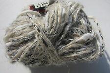 Anny Blatt Mimosa Yarn 1sk Rare Linen Flax Blend Bulky Texture Color 2443