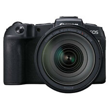 Canon EOS RP Mirrorless Digital Camera with RF 24-105mm f/4L IS USM Lens