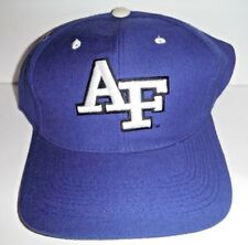 on sale d5a4b 0dbc8 AIR FORCE ACADEMY FALCONS ZEPHYR NEW FITTED SIZE 7 1 4 LOW PROFILE WOOL CAP
