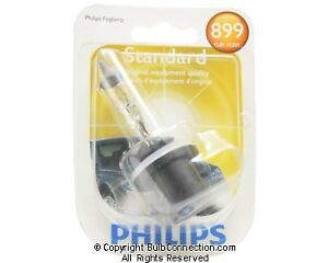 NEW Philips BC9689 899 Halogen 1-Pack 899B1 Bulb