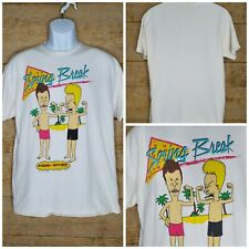 Mens Beavis And Butthead Spring Break T-Shirt Size L