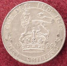 GB Shilling 1926 Third Coinage (E3101)
