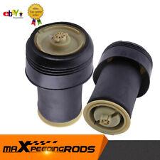 2x pour Bmw X5 arrière E70 suspension pneumatique ressort Coussin 37126790078