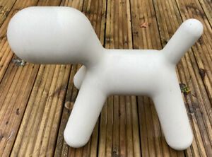 Magis Puppy Me Too Design Eero Aarnio White Large - Feature/ Stool