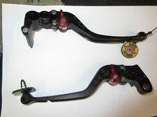 suzuki GSXR1000 GSXR750 GSXR600 CRG brake + clutch levers